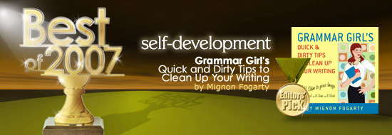 Best of 2007: Self-Development