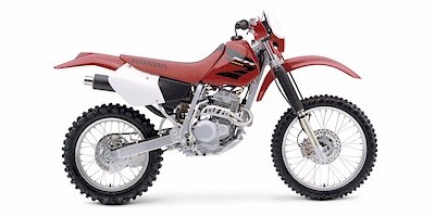 1996 honda xr100 manual