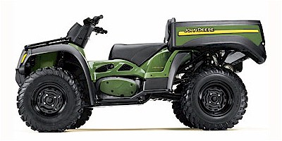 John Deere Trail Buck 650 EXT Parts and Accessories: Automotive