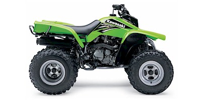 Kawasaki Mojave  Top Speed