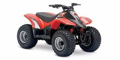 Suzuki LT-A50 QuadMaster Parts and Accessories: Automotive