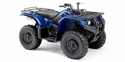 Yamaha Kodiak Model Years