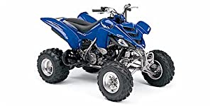 Yamaha YFM660R Raptor:Main Image