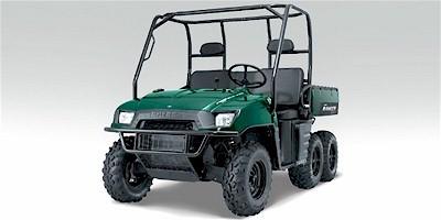 2006 Polaris Ranger 6x6 700 EFI:Main Image
