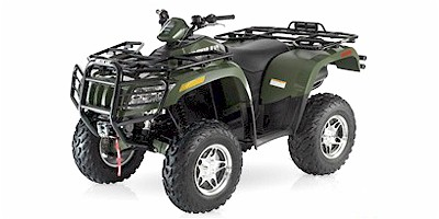  Arctic Cat 650 H1 4x4 Auto LE:Main Image