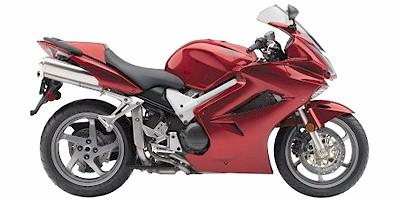 2007 Honda VFR800 Interceptor Parts and Accessories: Automotive