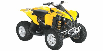 Can-Am Renegade 500:Main Image