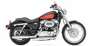 2008 Harley Davidson XL1200C Sportster 1200 Custom:Main Image