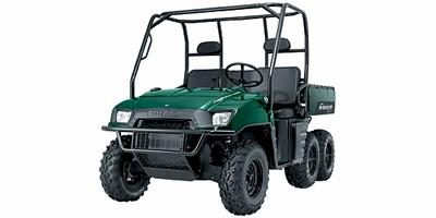 2009 Polaris Ranger 6x6 700 EFI Parts and Accessories: Automotive