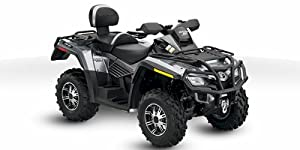 Can-Am Outlander Max 500 HO EFI LTD:Main Image