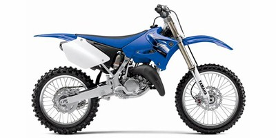  Yamaha YZ125:Main Image