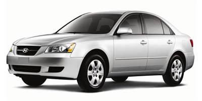 2007 Hyundai Sonata:Main Image