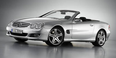 2008 mercedes benz sl550 main image for Mercedes benz accessories amazon
