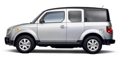 2008 Honda Element:Main Image