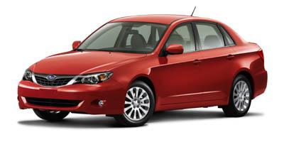 2008 Subaru Impreza:Main Image