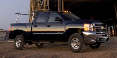 2008 Chevrolet Silverado 2500 HD Parts and Accessories