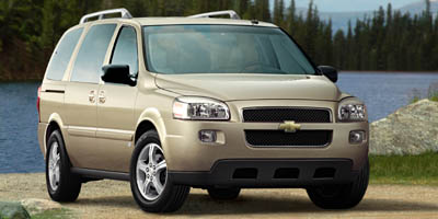 Chevrolet Uplander Parts and Accessories: Automotive