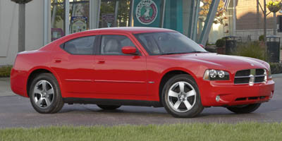 2008 Dodge Charger:Main Image