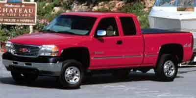 2001 GMC Sierra 2500 HD:Main Image