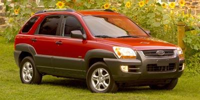 2008 Kia Sportage Parts and Accessories: Automotive