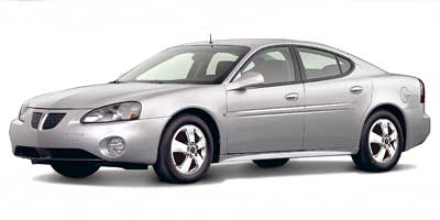 2008 Pontiac Grand Prix Parts and Accessories: Automotive: Amazon.com