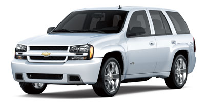 2009 Chevrolet Trailblazer:Main Image