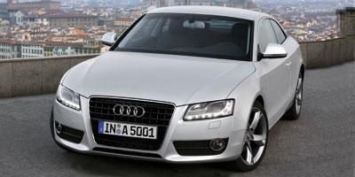 2009 Audi A5 Quattro:Main Image
