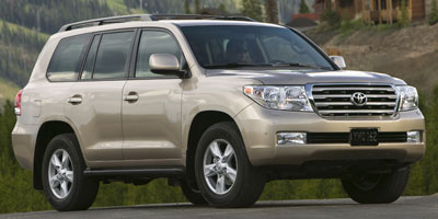 2009 Toyota Land Cruiser:Main Image
