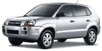 2009 Hyundai Tucson Parts And Accessories Automotive