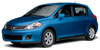 2009 Nissan Versa Parts and Accessories: Automotive