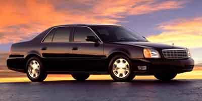 2002 Cadillac DeVille:Main Image