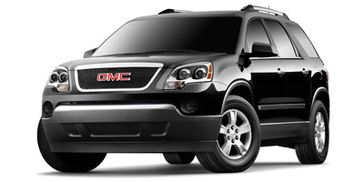2011 GMC Acadia Parts and Accessories