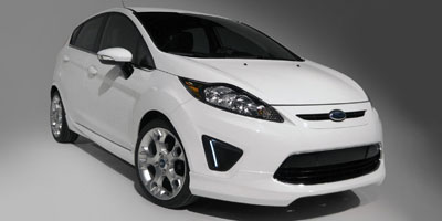 2011 Ford Fiesta Parts and Accessories