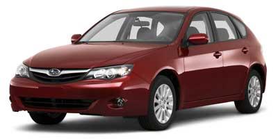 2010 Subaru Impreza Parts and Accessories