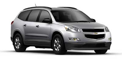 Chevrolet Traverse:Main Image