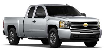 2010 Chevrolet Silverado 1500 Parts and Accessories: Automotive