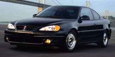 2002 Pontiac Grand Am:Main Image