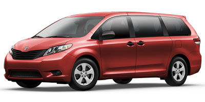 2013 Toyota Sienna Parts and Accessories: Automotive: Amazon.com