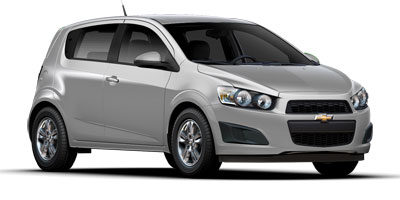 2012 Chevrolet Sonic Parts and Accessories: Automotive