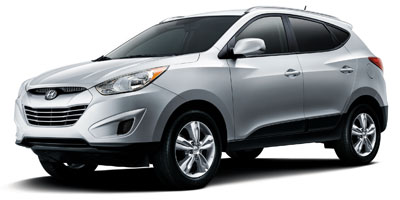 2011 Hyundai Tucson Parts and Accessories: Automotive ...