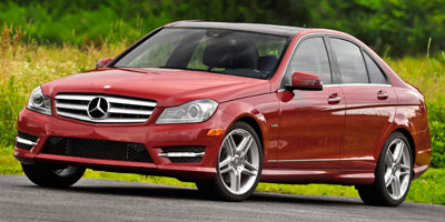 2012 Mercedes-Benz C250:Main Image