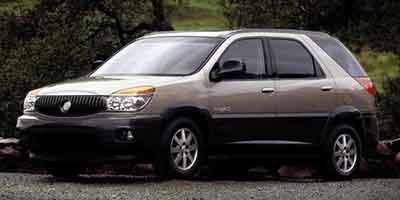 2002 Buick Rendezvous:Main Image