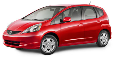2013 Honda Fit Parts and Accessories