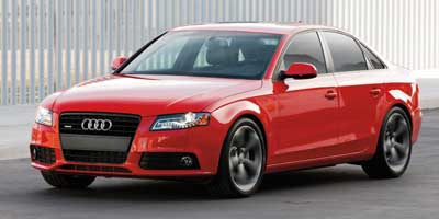  Audi A4 Quattro:Main Image