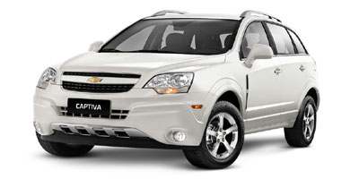 2013 Chevrolet Captiva Sport Parts and Accessories: Automotive: Amazon