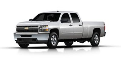 2012 Chevrolet Silverado 2500 HD:Main Image