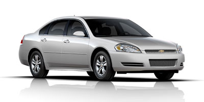 2012 chevy impala lt owners manual