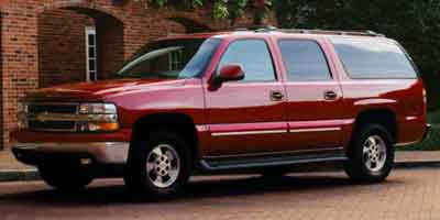 2002 Chevrolet Suburban 1500 Parts and Accessories
