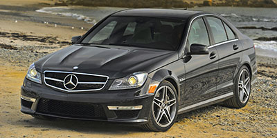 2013 Mercedes-Benz C63 AMG:Main Image