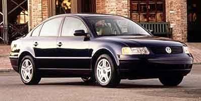 2000 Volkswagen Passat:Main Image